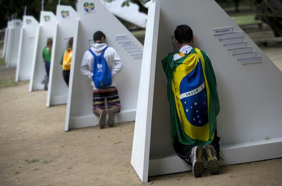 Brasile, Gmg 2013: il diario - 23/8