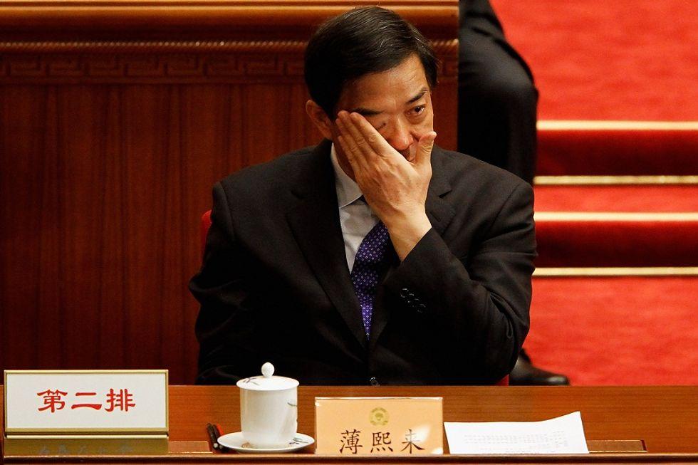 Bo Xilai, il maoista corrotto