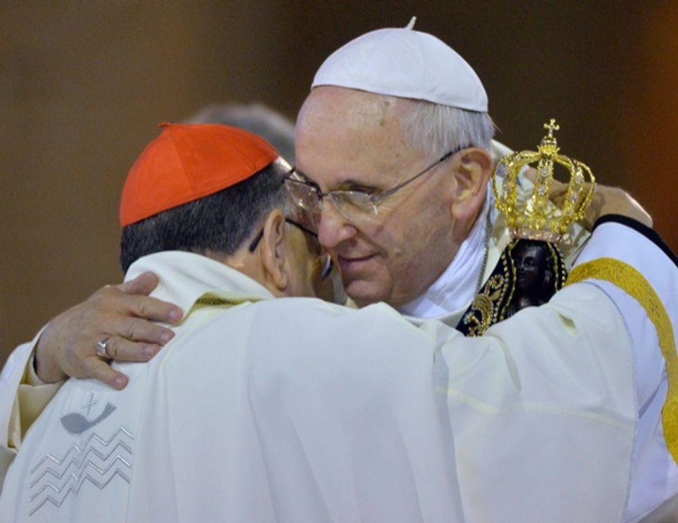 GMG: le frasi di Papa Bergoglio