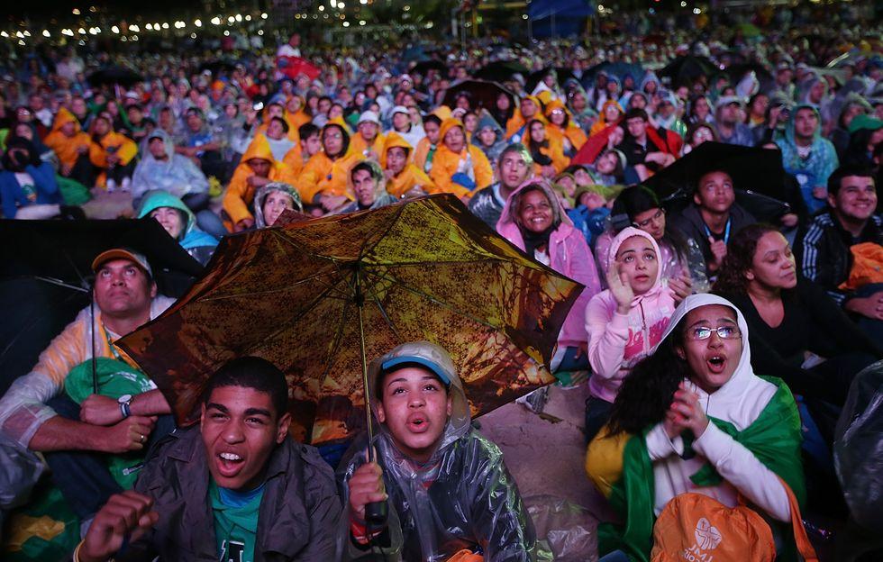 Brasile, Gmg 2013 - il diario - 25/8
