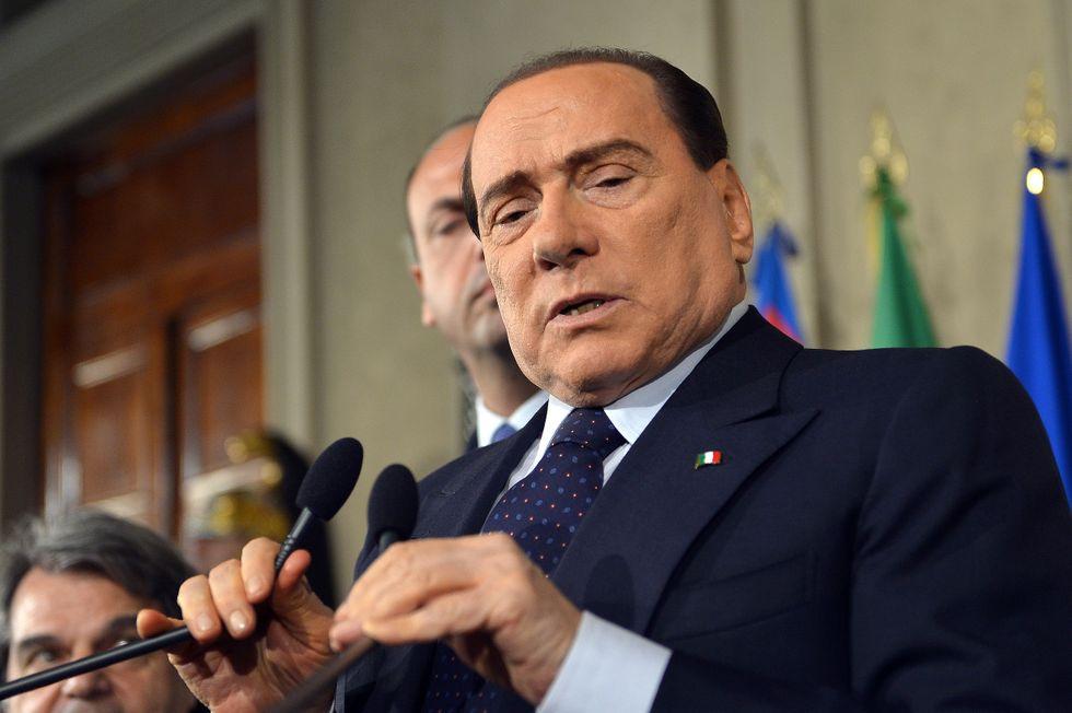 Processo Berlusconi - Sale la febbre per il 30 Luglio