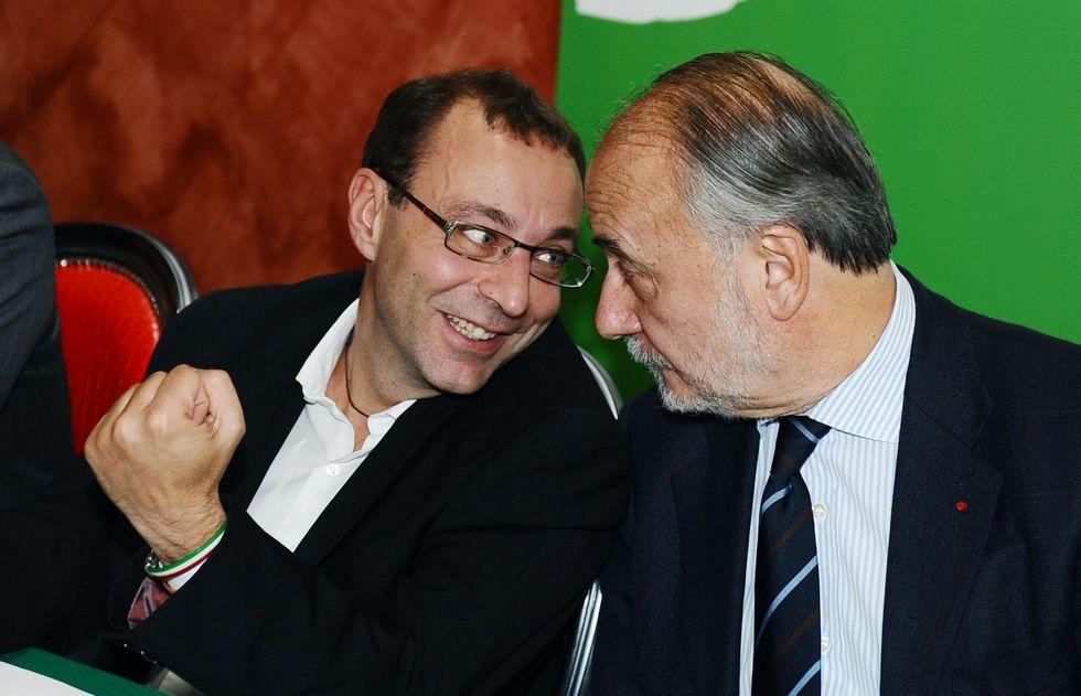 """Esposito: """"Il Pd è solo antiberlusconismo. Ora basta!"""""""