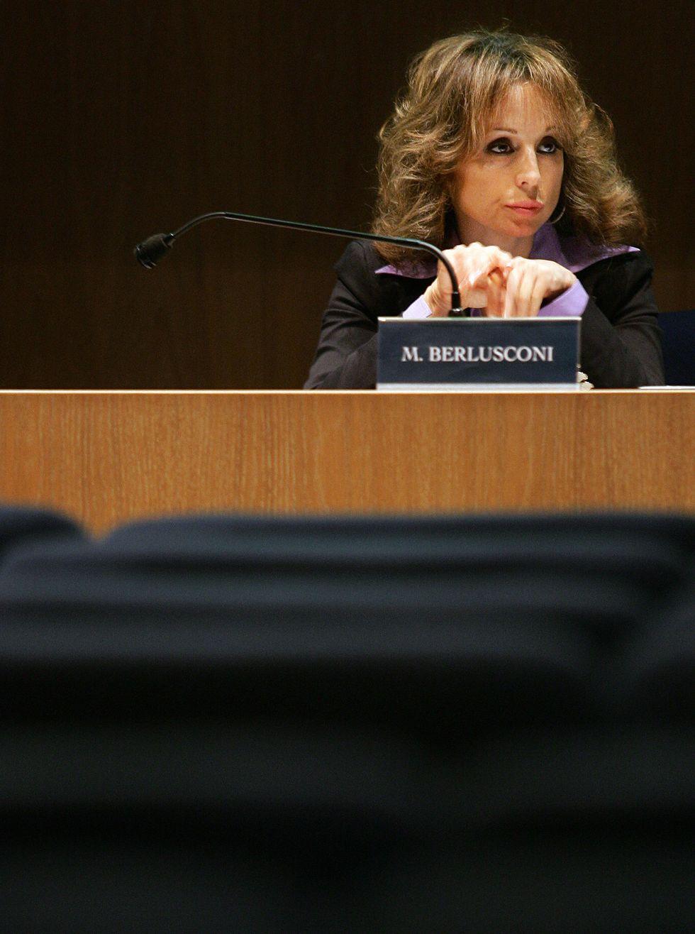"""Marina Berlusconi: """"Non scendo in politica"""""""