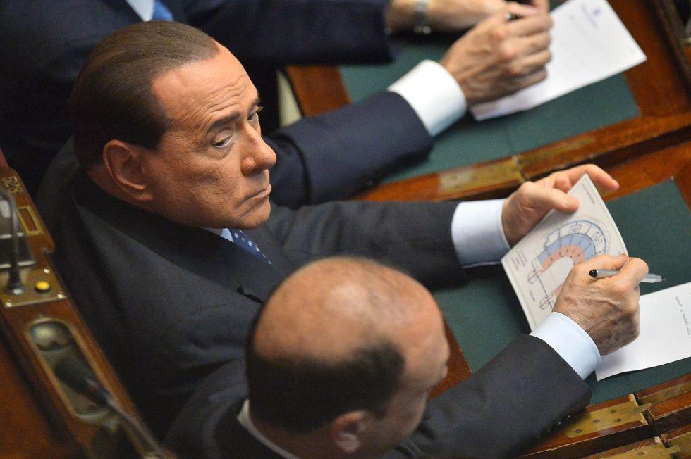 Caso Berlusconi: gli scenari