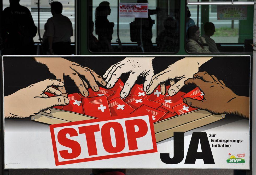 Svizzera razzista. Segregati i richiedenti asilo politico