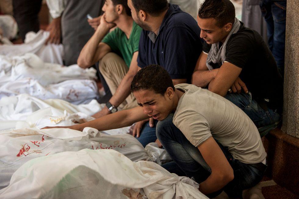 La guerra dei bambini al Cairo
