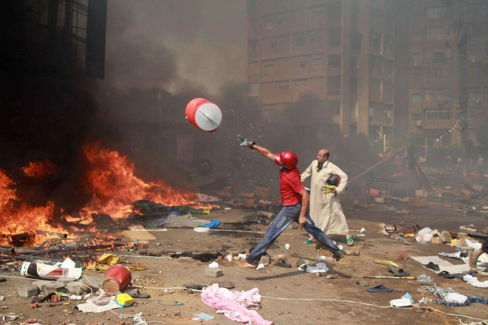 L'Egitto tra le elezioni ed il sangue