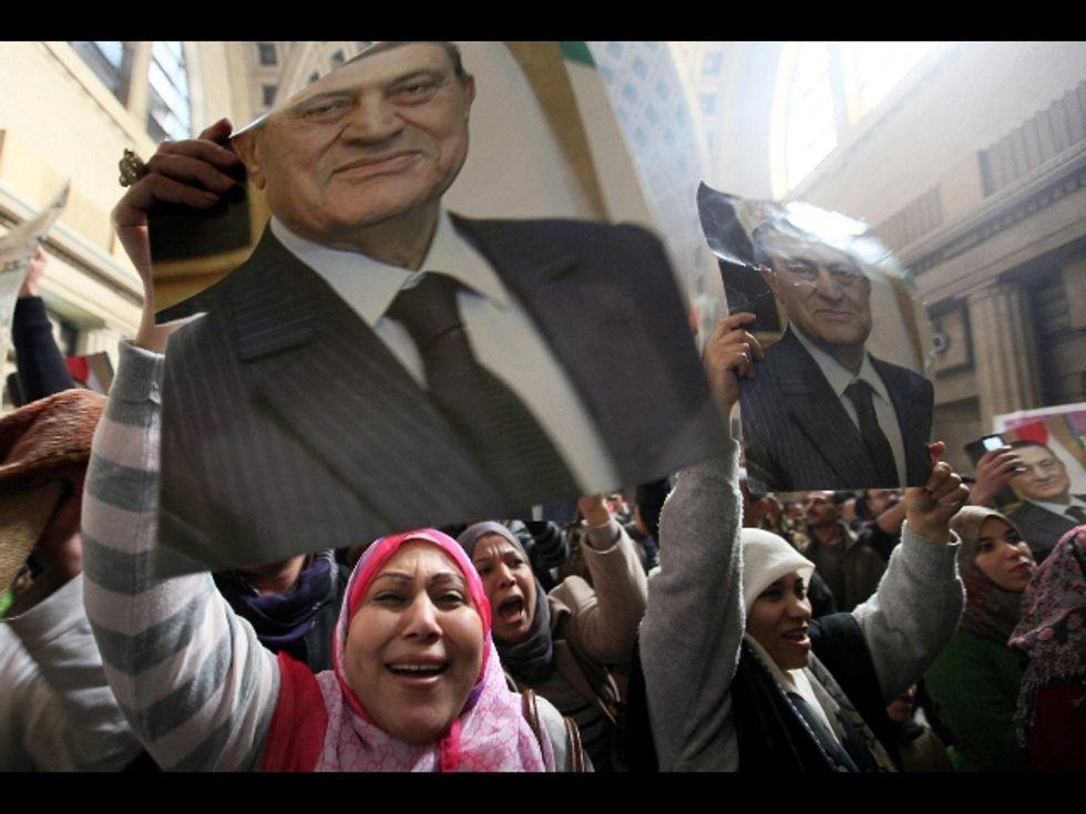 Per gli egiziani in Italia si stava meglio sotto Mubarak