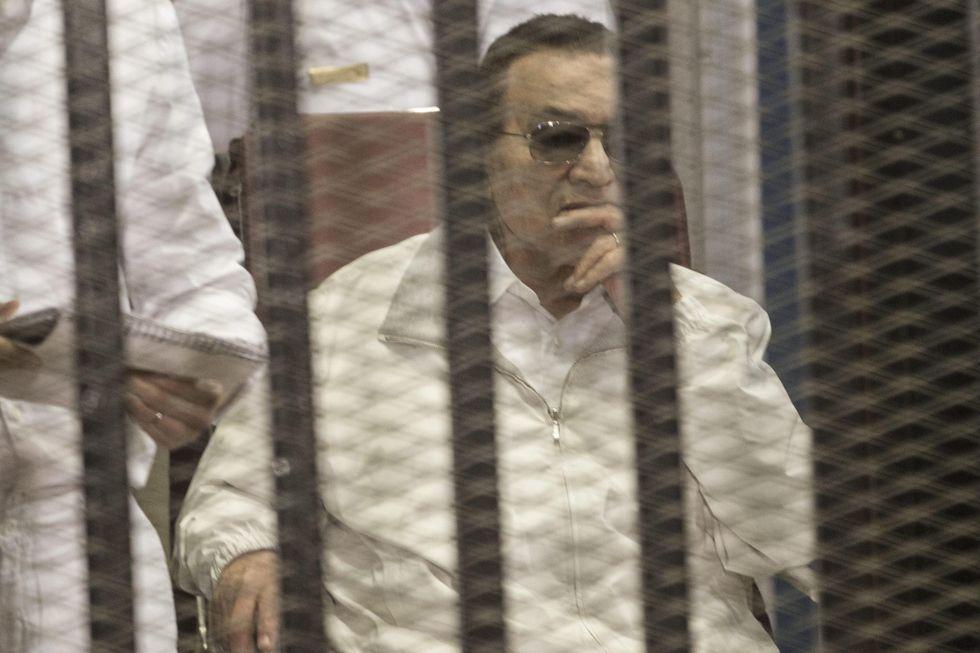 L'ennesima salvezza di Mubarak
