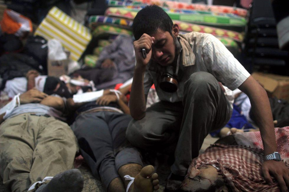 Egitto: gli scontri raccontati via Twitter