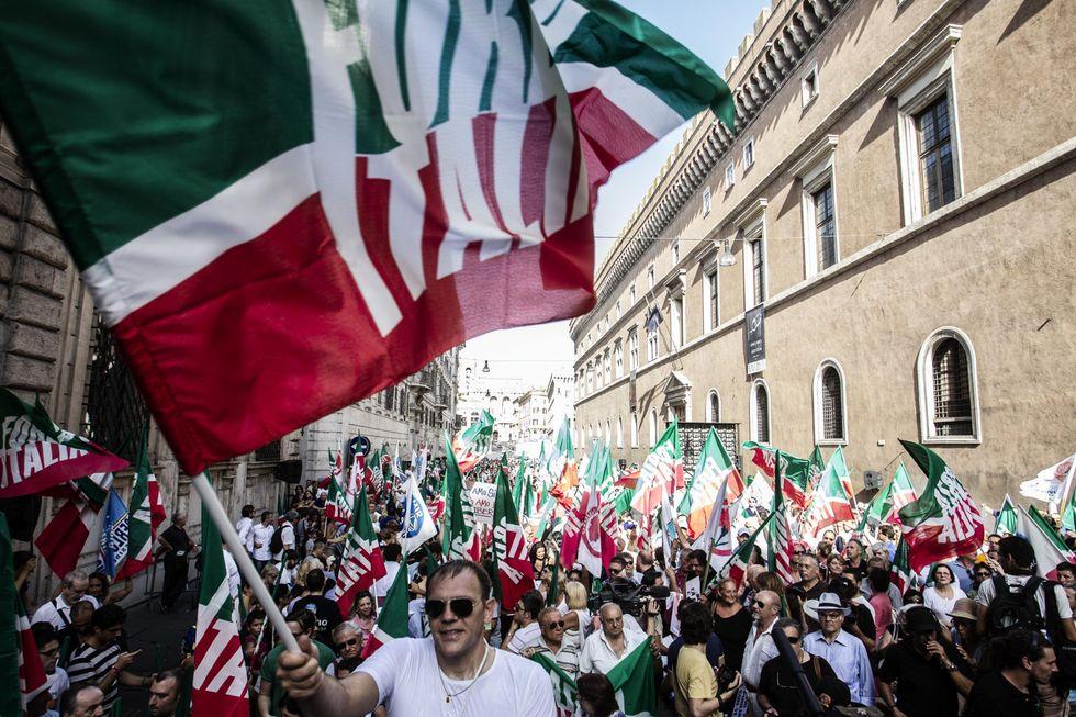 Forza Italia tra rinascita e pericoli