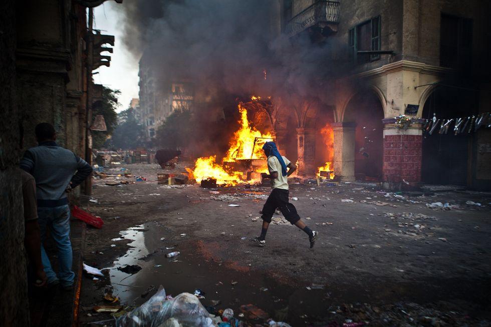 Egitto, basta ipocrisie