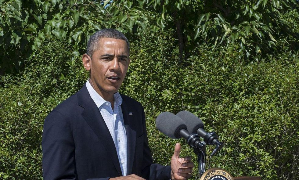 Barack Obama e l'enigma Egitto