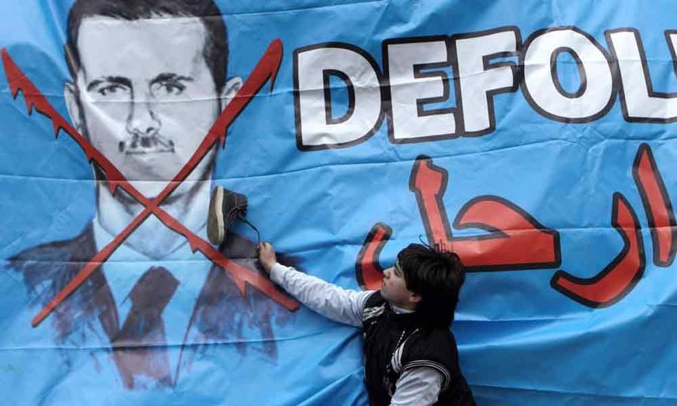 Dottor Bashar, Mister Assad