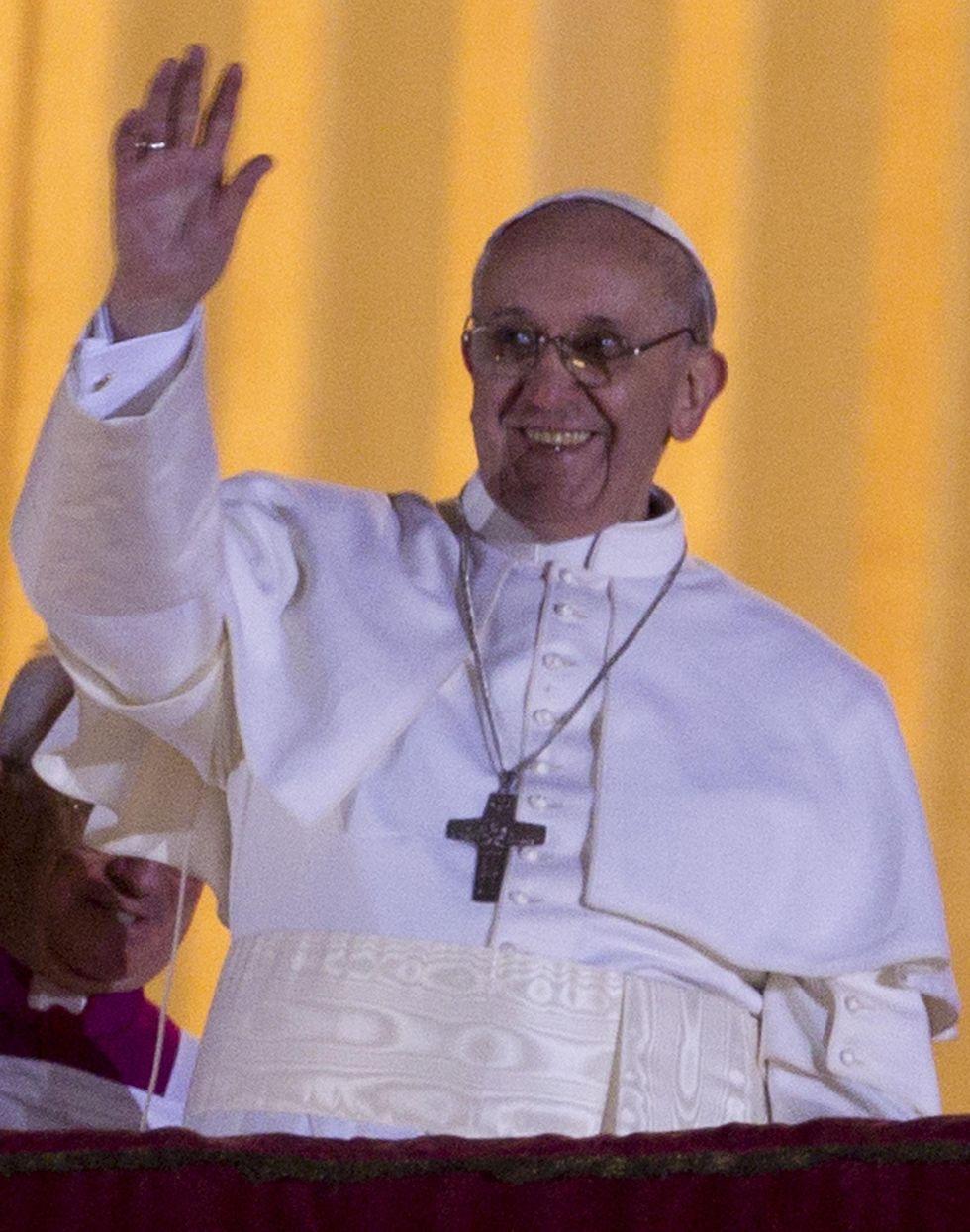 Beati i poveri, la nuova enciclica di Francesco