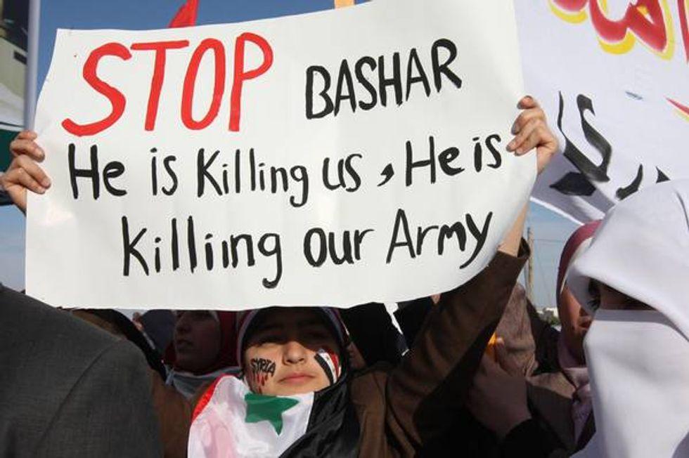 C'è Masher Assad dietro le bombe chimiche in Siria?