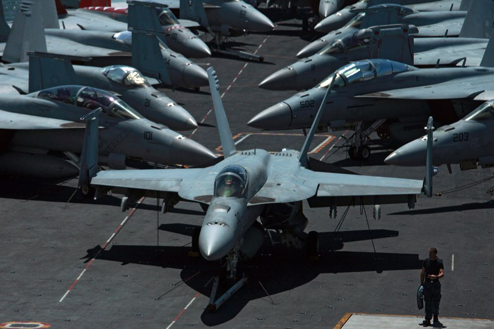 Siria, pronti i kamikaze anti-Usa