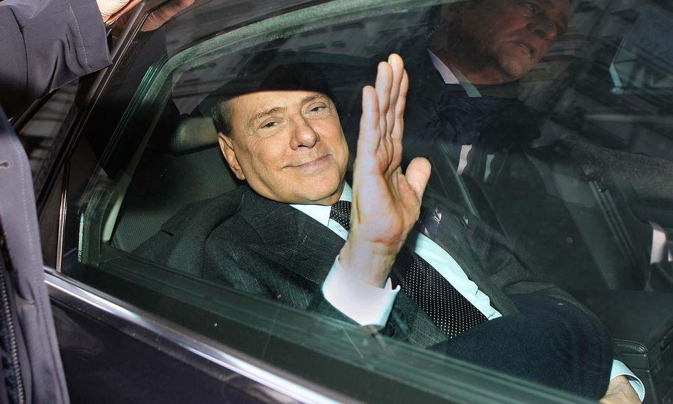 Agrama, Berlusconi e un dubbio