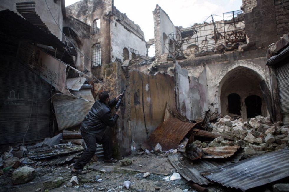 La deadline dell'Occidente al regime siriano