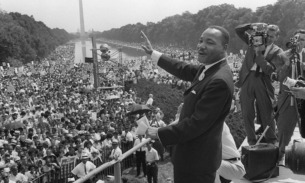 Cosa direbbe oggi Martin Luther King?