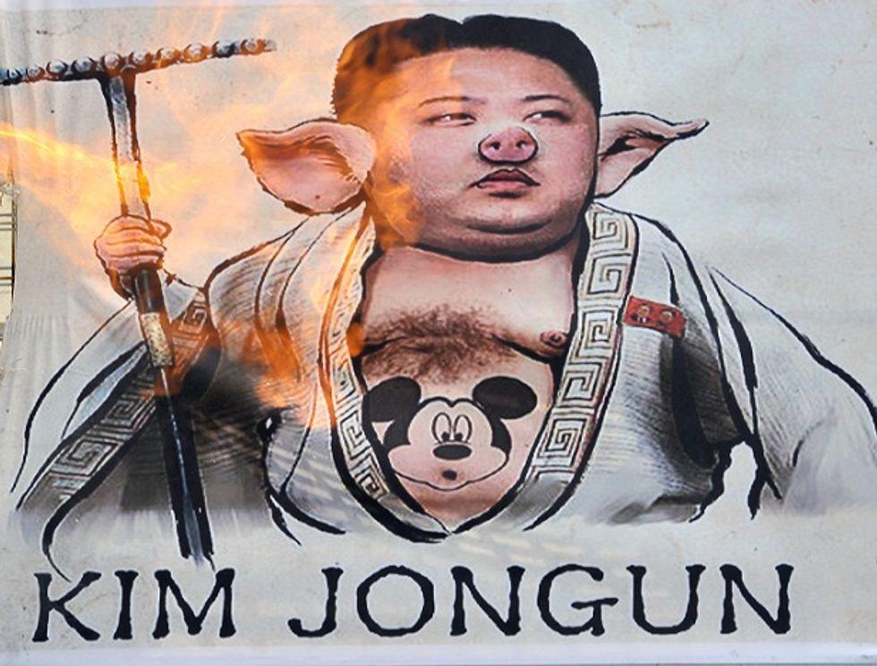 I due motivi per cui il film sull'assassinio di Kim Jong-Un piace a Pyongyang
