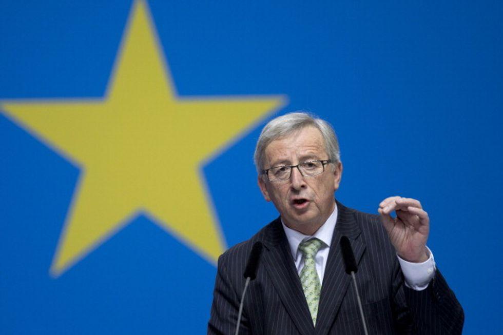 """Juncker, il vecchio per la """"nuova"""" Europa"""