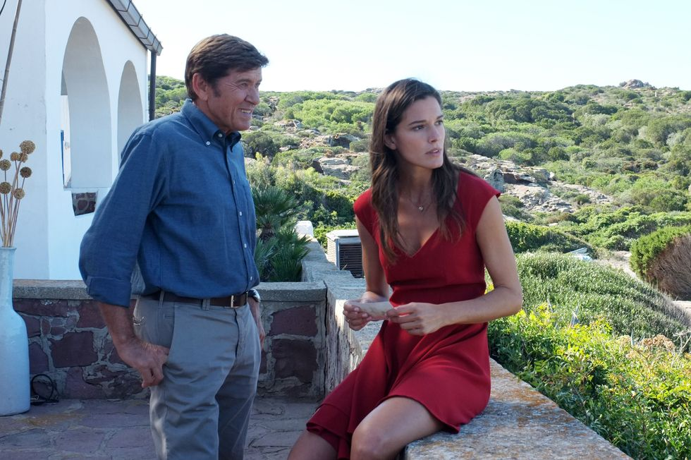 L'isola di Pietro Gianni Morandi e Chiara Baschetti