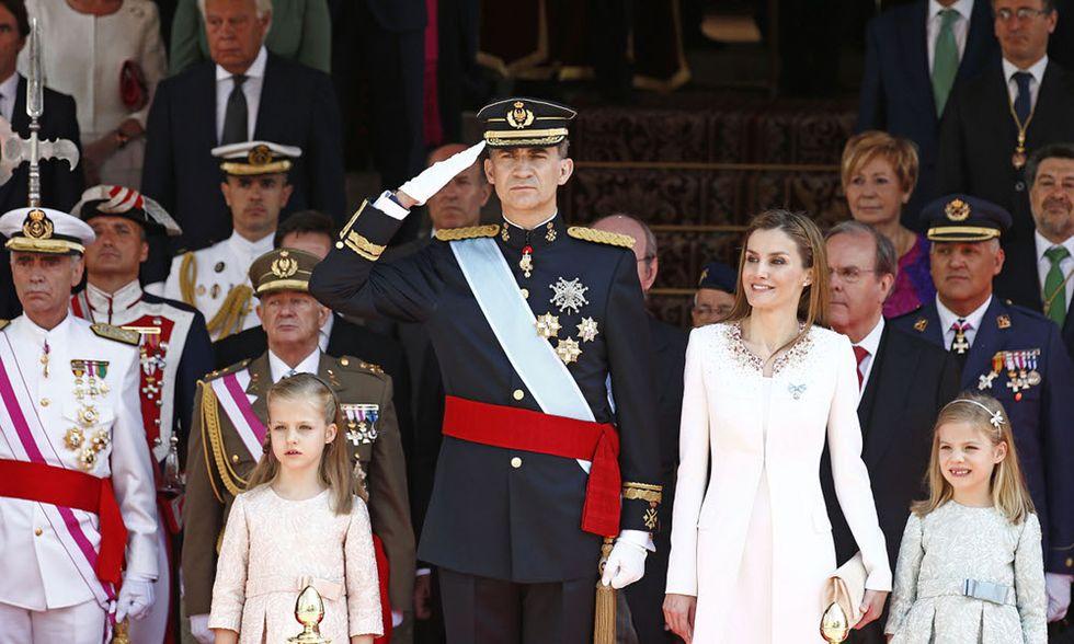 Spagna: e ora Leonor studia da regina