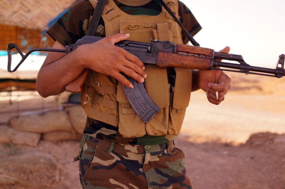 Nessuno vuole fermare il Califfato Islamico