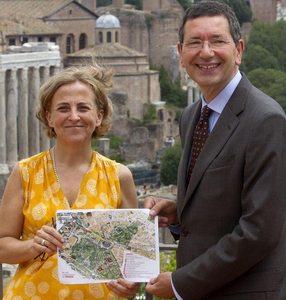 Roma, l'assessore va via ma lo stipendio resta