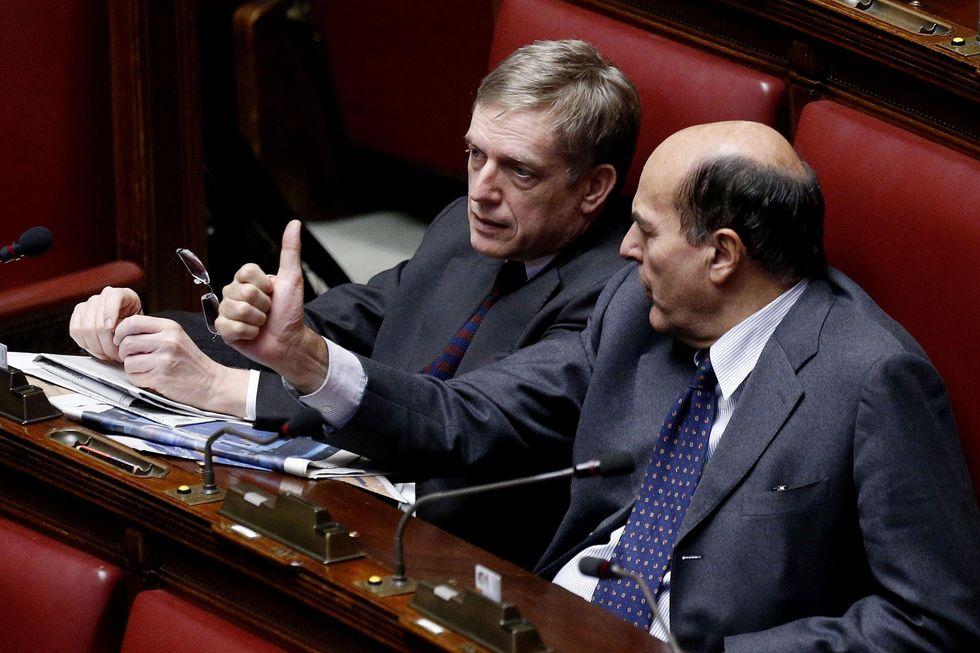 I dissidenti Pd contro Renzi (e Berlusconi)
