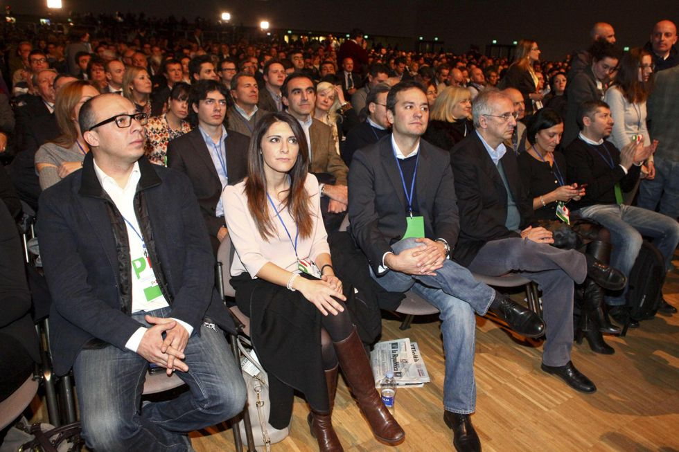 Pina Picierno la candidata Pd in Campania