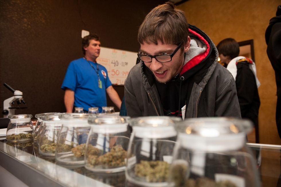 Marijuana legale anche nello stato di  Washington