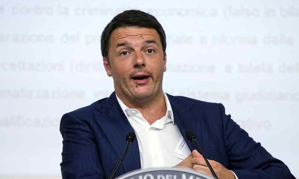 Il discorso di Renzi a Strasburgo - diretta