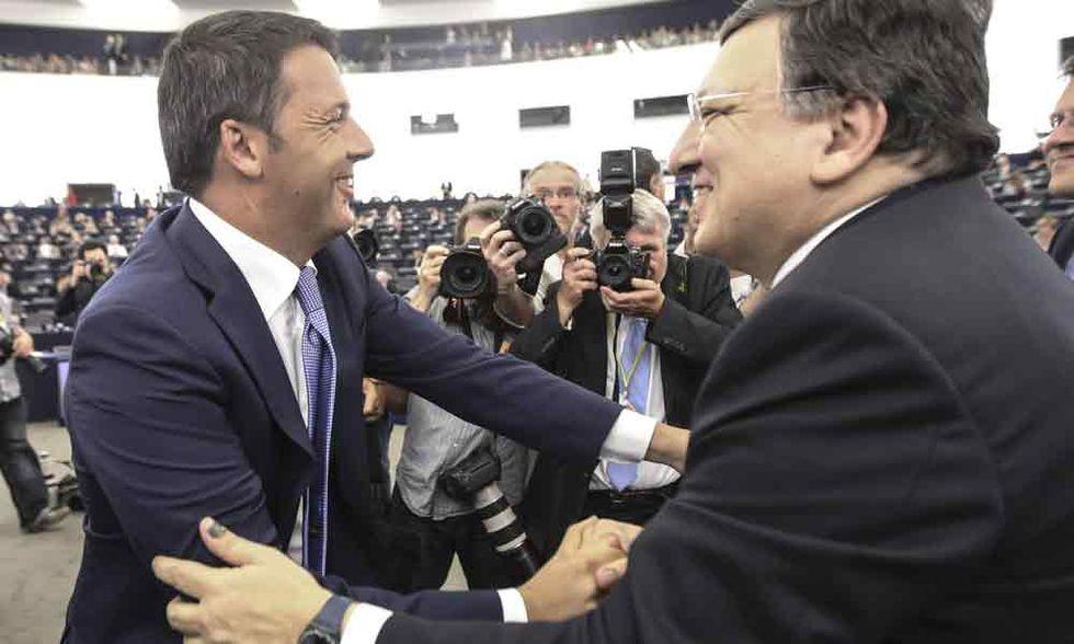 Un Renzi da dieci e lode in Europa