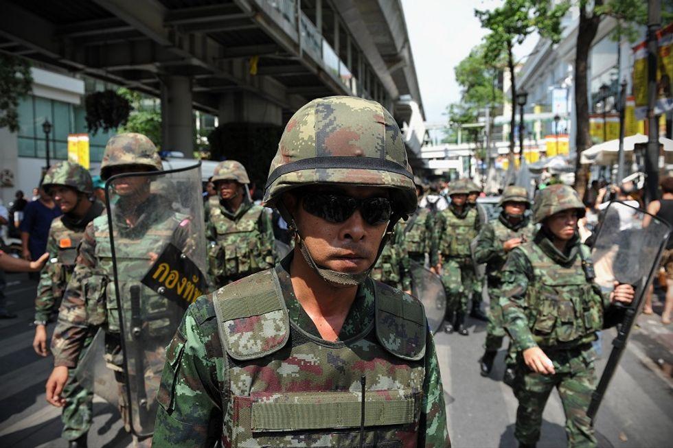 Thailandia, follie da colpo di stato