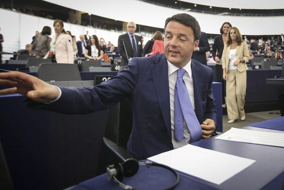 Renzi cita Telemaco, e twitter si scatena