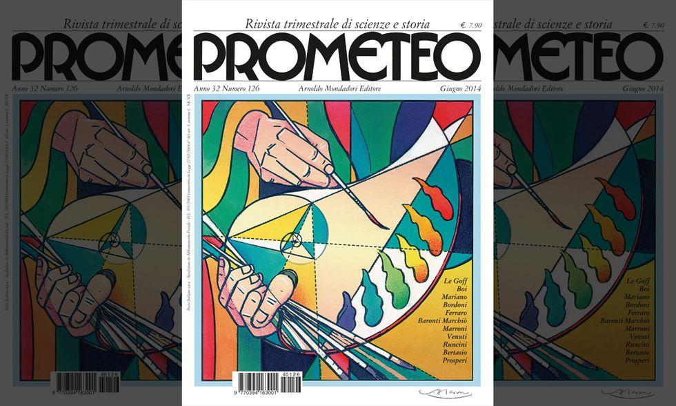 Il nuovo Prometeo in edicola: tutto da scoprire