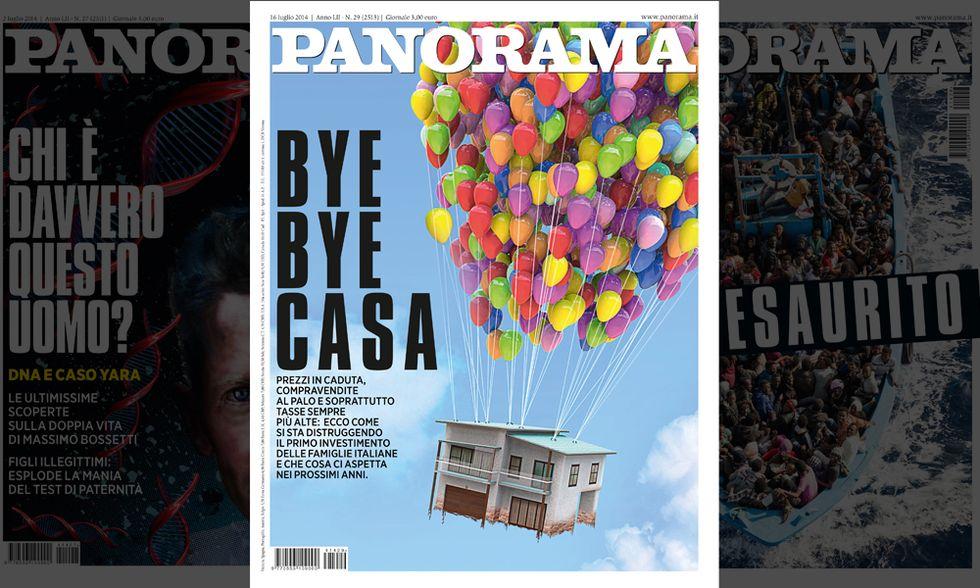 Panorama: bye bye casa...
