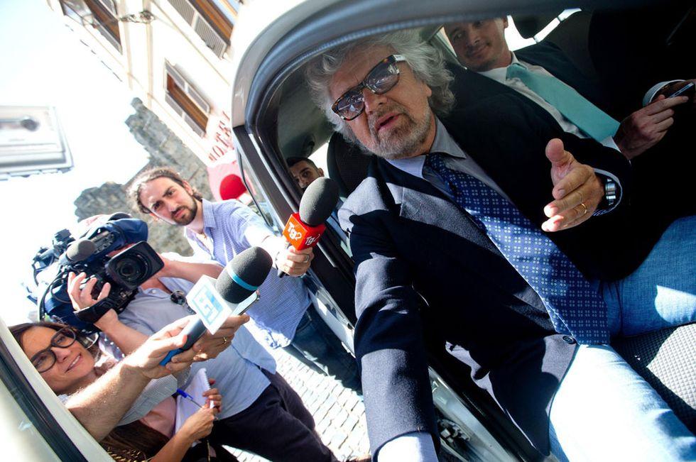 Riforme: Renzi si è pappato Grillo