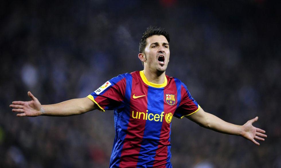 Juventus, il nuovo nome è David Villa