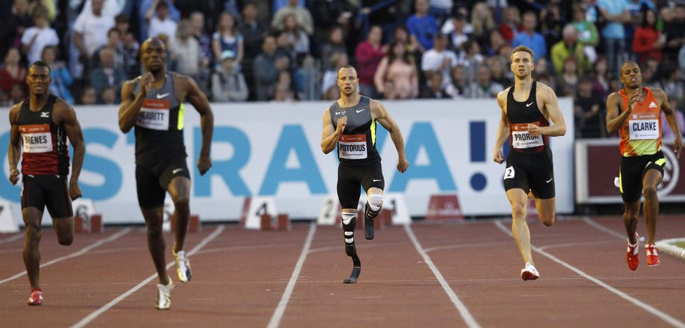 Bene Pistorius, ma preferisco le Paralimpiadi