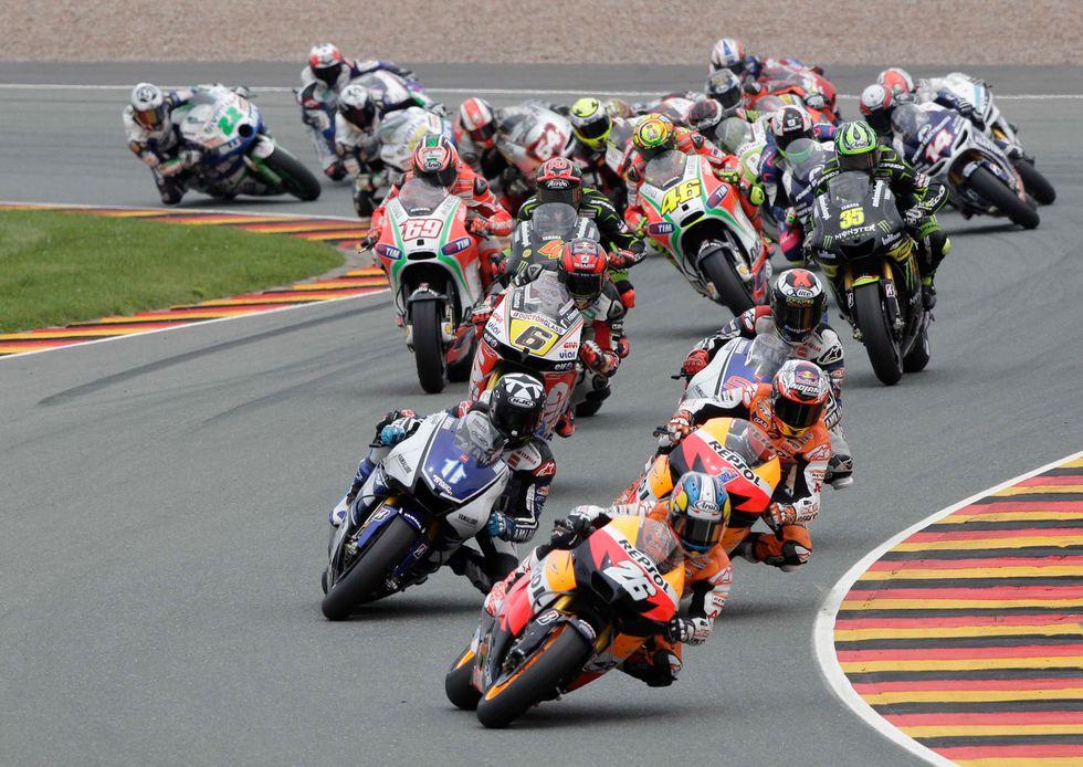 MotoGP: vince Pedrosa. Rossi sesto