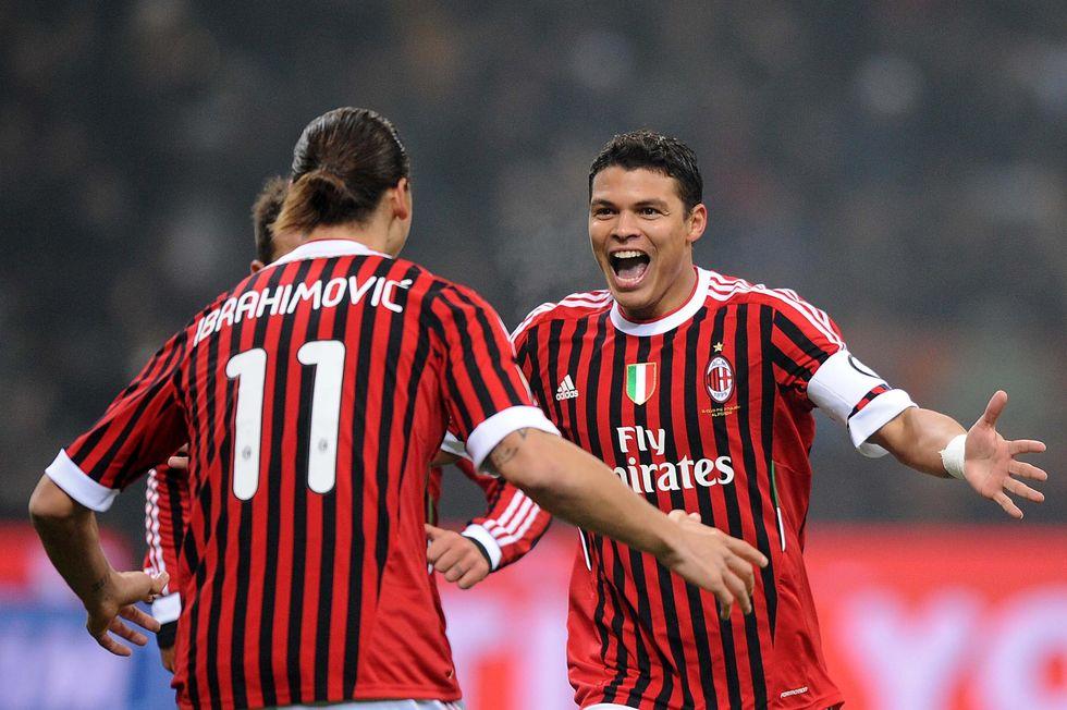 Ibrahimovic e Thiago Silva: la verità