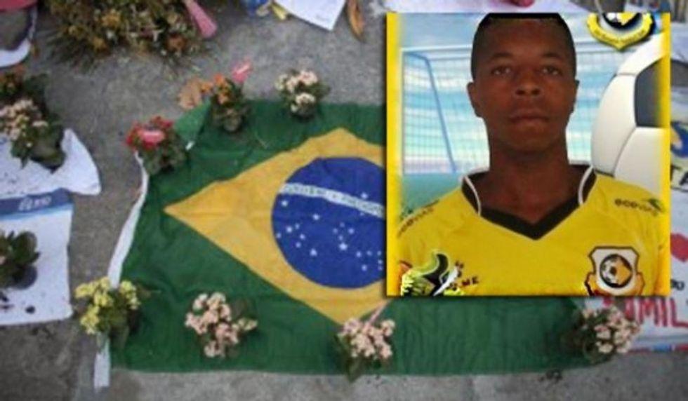 Brasile: nuovo caso Morosini, muore Pelé, giovane promessa del calcio samba