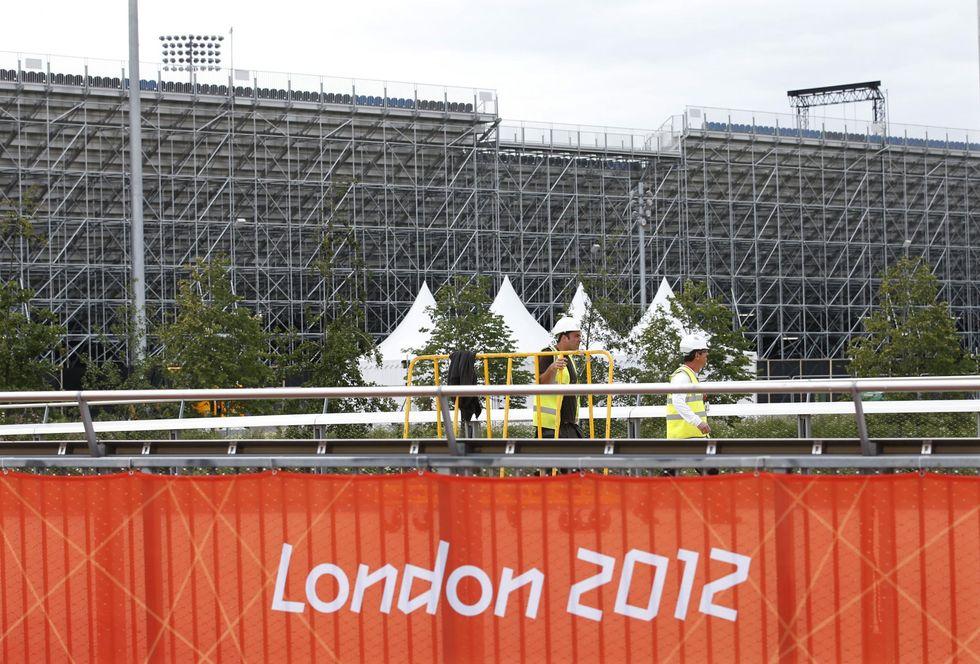 Londra 2012, lo scandalo degli addetti alle pulizie dell'Olympic Park