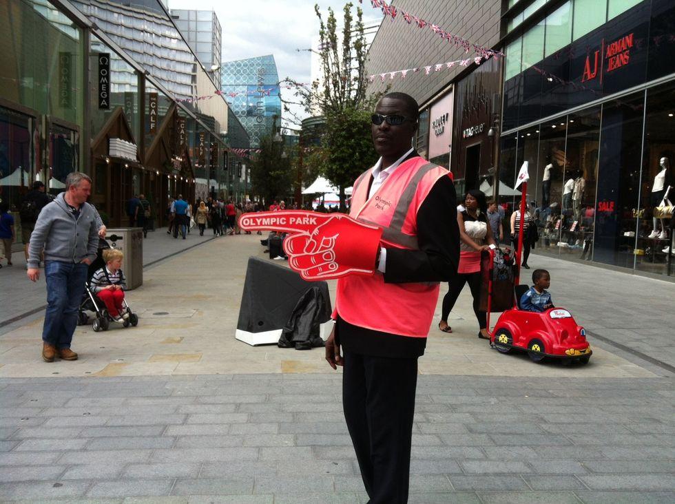 Londra - 9:  Alla scoperta dell'Olympic Park