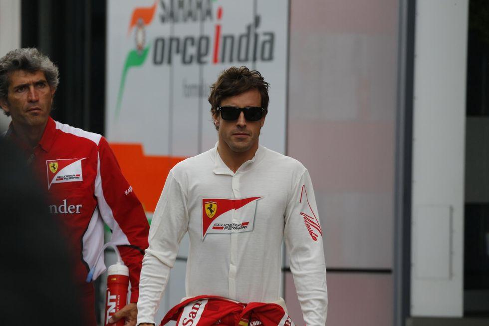 "F1, Alonso ci crede: ""A Hockenheim per vincere"""