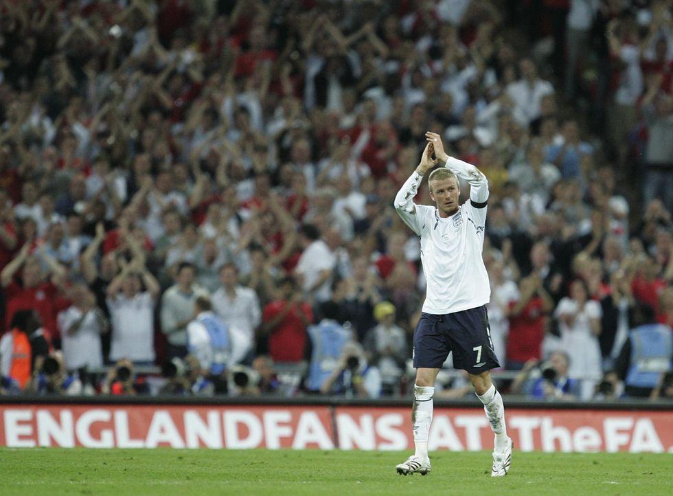Negare l'Olimpiade a Beckham è un errore