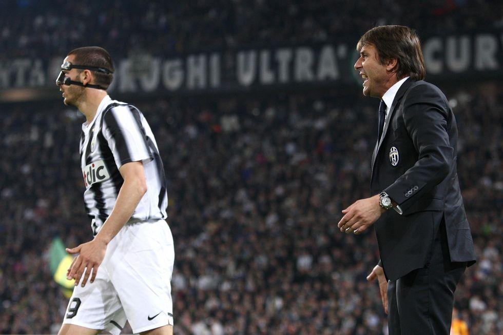 Conte, Bonucci e Pepe deferiti